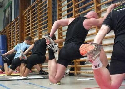 Gymnastik ved ribbe