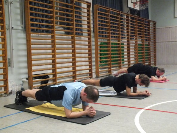 10 Pan idraet gymnastik mandag