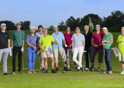 Picture of Pan Golf members