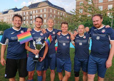 Pride cup 2019